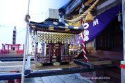 平野天満宮の神輿