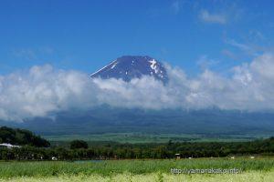 久しぶりの富士山頂