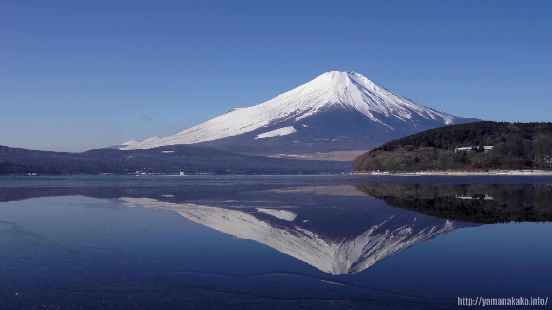 Lake Yamanaka : 2013年カレンダー ダウンロード : カレンダー